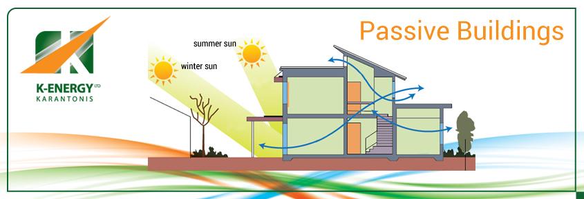 Παθητικά Κτίρια με ελάχιστη ενεργειακή κατανάλωση Κύπρος